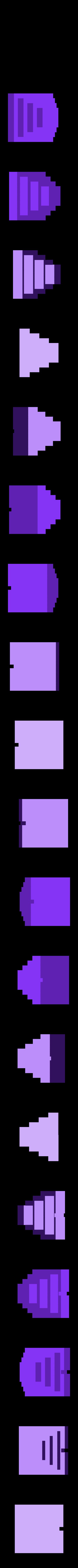 4_DimmensionalAccuracy.stl Télécharger fichier STL gratuit Marque : 2017 Fichiers de test d'imprimante 3D • Objet pour imprimante 3D, MAKE