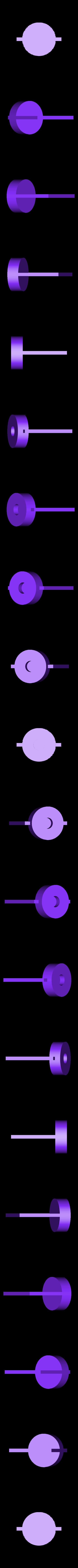 Afficheur.stl Download STL file Display for Keychain and jewelry - Display for keychain and jewelry • 3D printer model, sebydjay
