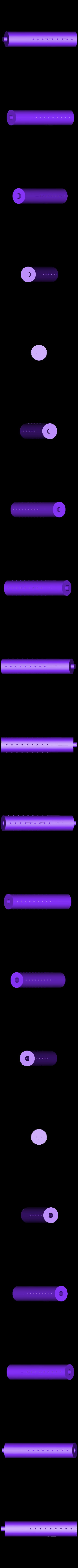 Colonne percéev2.stl Download STL file Display for Keychain and jewelry - Display for keychain and jewelry • 3D printer model, sebydjay