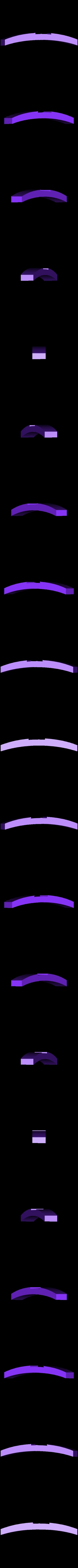 platform_cradle_rear.stl Download free STL file Gowanus Monster - Margo Series • 3D printable object, boldmachines
