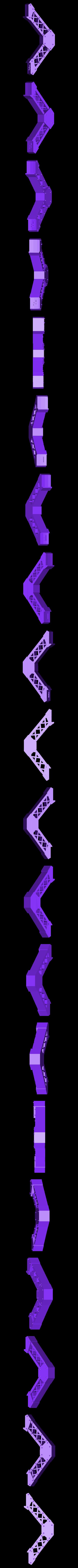 platform_arm.stl Download free STL file Gowanus Monster - Margo Series • 3D printable object, boldmachines