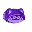head.stl Download free STL file Gowanus Monster - Margo Series • 3D printable object, boldmachines