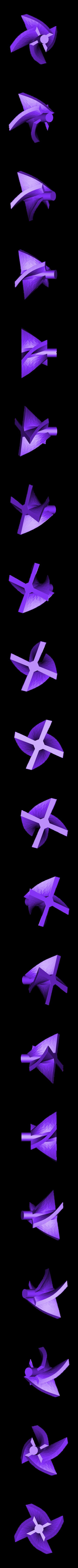 prop_v2.stl Download free STL file Gowanus Monster - Margo Series • 3D printable object, boldmachines