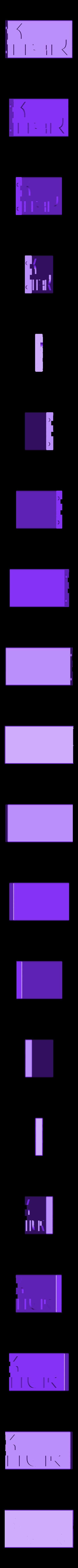 DM_Background_R_01.stl Download free STL file Dark Matter - Main Title Logo • 3D printer object, SYFY