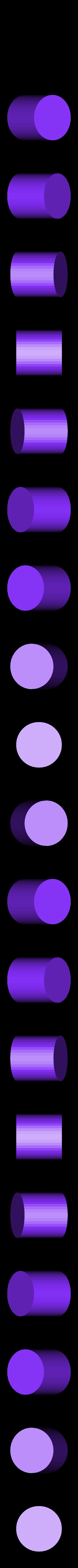 DM_Pegs_01_1.stl Download free STL file Dark Matter - Main Title Logo • 3D printer object, SYFY