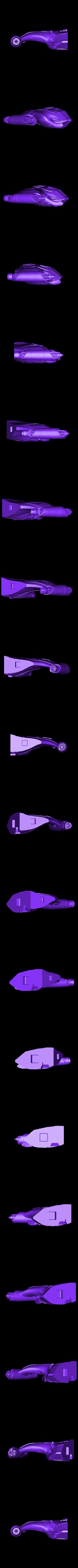 Lucy_R_01.stl Download free STL file Killjoys - Lucy • 3D printer template, SYFY