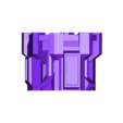 Rocinante_Back_11.4in_02.stl Télécharger fichier STL gratuit The Expanse - The Rocinante v2.0 • Objet pour impression 3D, SYFY