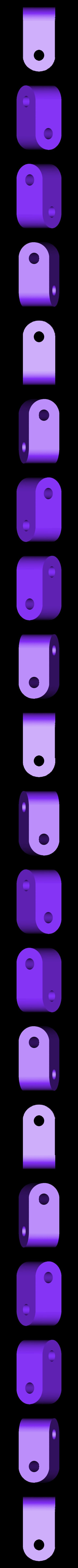 Scottoiler_swivel_1.stl Download free STL file Mounting Base Scottoiler eSystem • Template to 3D print, Harry_D60