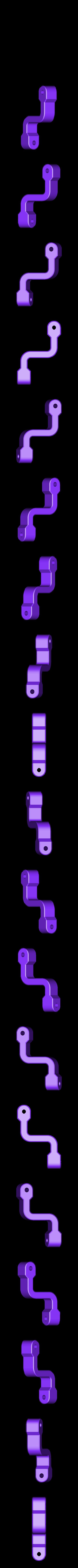 Scottoiler_swivel_2.stl Download free STL file Mounting Base Scottoiler eSystem • Template to 3D print, Harry_D60