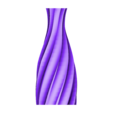 Florero 1.STL Download STL file Vase • Object to 3D print, nldise