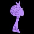 African lady.stl Download STL file African Lady wall art • 3D printer model, 3dprintlines