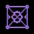 """griffv2.stl Download free STL file GR1FF 2.5"""" V2 Frame - 0703 Motors • 3D print object, Gophy"""