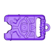 Front.stl Download STL file Sheikah slate Keychain version (Keychain) • 3D print design, Shigeryu