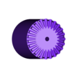 Gear2-24-10Bevel01ws.stl Download STL file Jet Engine Component (7a); Rotation Tool for Propeller Governor • 3D printing template, konchan77