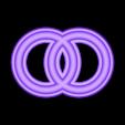 MarbleRingFree_12mm.stl Download free STL file Smiley Face Marble Rings, Hungarian Rings, Marble Fun • 3D printable design, LGBU