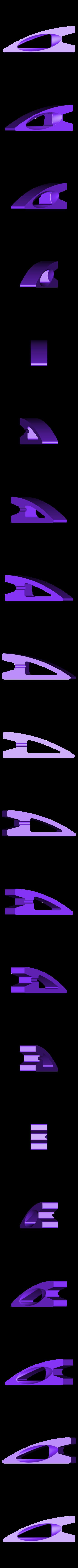 base_half.STL Télécharger fichier STL gratuit Outil de ponçage • Plan imprimable en 3D, perinski