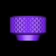 Knob-bolt-m4.STL Télécharger fichier STL gratuit Outil de ponçage • Plan imprimable en 3D, perinski