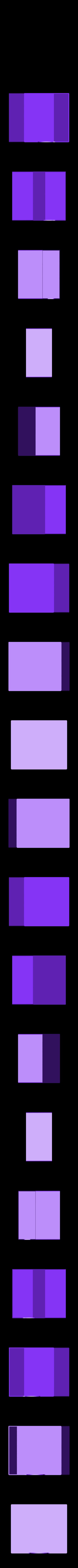 Makeup Organizer Box2.STL Télécharger fichier STL gratuit Boîte de rangement pour le maquillage • Objet imprimable en 3D, Cerega