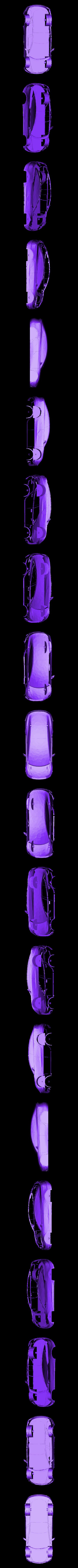 bodyMODEL3.stl Télécharger fichier STL gratuit TESLA MODÈLE 3 • Plan pour impression 3D, Gophy