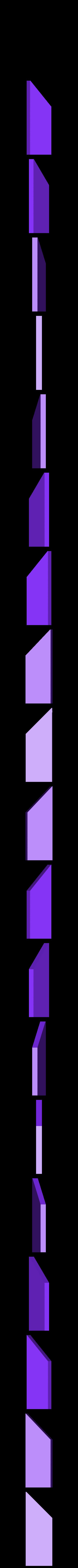 """iqPuzzle_T_1.STL Télécharger fichier STL gratuit Puzzle Assemblez une lettre """"T"""" de 4 pièces • Objet pour impression 3D, Cerega"""