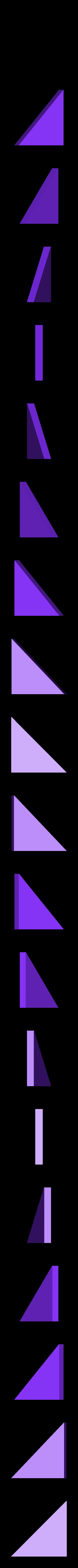 iqPuzzle1.STL Télécharger fichier STL gratuit Puzzle Assembler un rectangle de 4 pièces • Objet pour impression 3D, Cerega