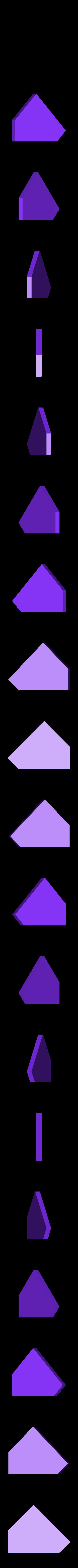 iqPuzzle2.STL Télécharger fichier STL gratuit Puzzle Assembler un rectangle de 4 pièces • Objet pour impression 3D, Cerega