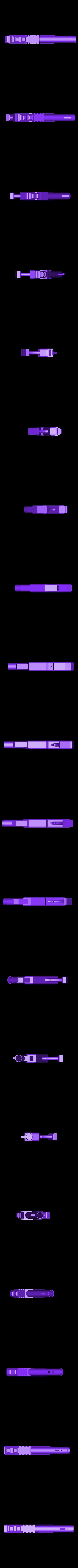 ArcadeMFGunBin.stl Download STL file Arcade Miss Fortune Gun • 3D printer model, Laramaine