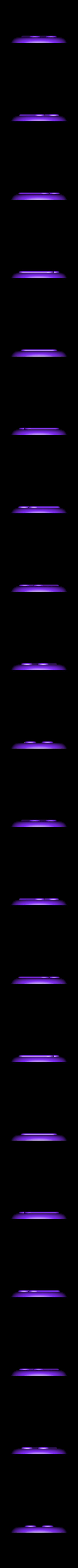 SeeUPauseButtonAscii.stl Download STL file SeeU Buttons • 3D printable template, Laramaine