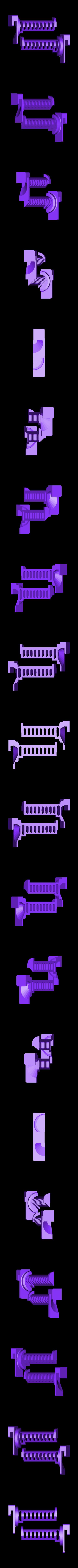 spoolholder.stl Télécharger fichier STL gratuit Porte-bobine CTC • Modèle pour impression 3D, OneIdMONstr