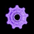 vault_door_spinner.stl Download free STL file fallout vault door spinner - 625 ball bearing • 3D printable model, OneIdMONstr