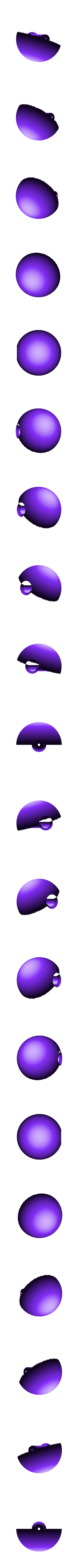 Kendama Ball.stl Download STL file Classic Kendama • 3D printing design, httpkoopa
