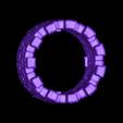 WATCHTOWER.DTOP.stl Download STL file Modular Watchtower - WarGames - Scenary - 3D Printable kit • 3D printable model, SergioGE