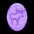 B120.stl Download free STL file Elk • Model to 3D print, stl3dmodel