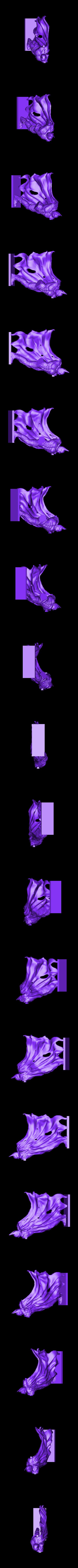 Body.stl Download OBJ file BATMAN Battle Pose • 3D print template, tolgaaxu