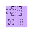 city_40x40_10.stl Download free STL file Space Cities Generator • 3D print model, ferjerez3d