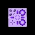 city_40x40_3.stl Download free STL file Space Cities Generator • 3D print model, ferjerez3d