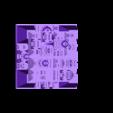 city_80x80_2003.stl Download free STL file Space Cities Generator • 3D print model, ferjerez3d