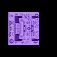 city_80x80_2002.stl Download free STL file Space Cities Generator • 3D print model, ferjerez3d