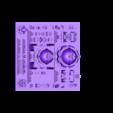 city_80x80_2000.stl Download free STL file Space Cities Generator • 3D print model, ferjerez3d