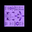 city_80x80_2004.stl Download free STL file Space Cities Generator • 3D print model, ferjerez3d