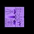 city_80x80_2001.stl Download free STL file Space Cities Generator • 3D print model, ferjerez3d