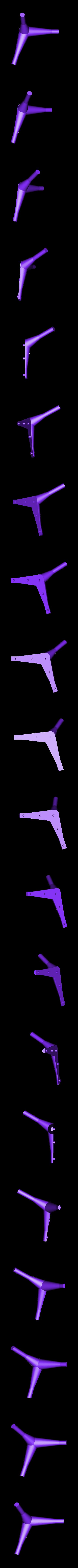 maus_stand_L.stl Télécharger fichier STL gratuit Bête sur pied • Design pour impression 3D, TeamTeamUSA
