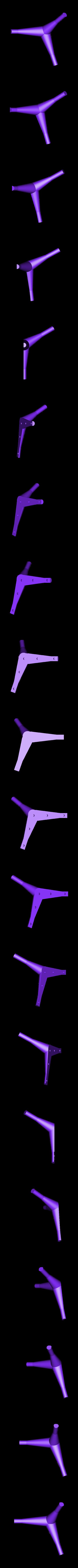 maus_stand_R.stl Télécharger fichier STL gratuit Bête sur pied • Design pour impression 3D, TeamTeamUSA