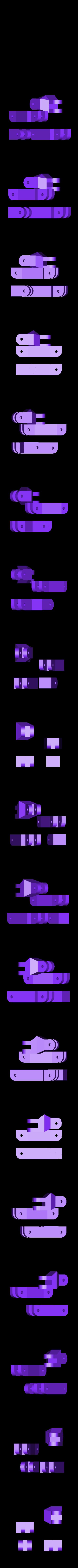 RightLeg_fixed.stl Télécharger fichier STL gratuit Leonardo Robot x TeamTeamUSA • Plan pour imprimante 3D, TeamTeamUSA