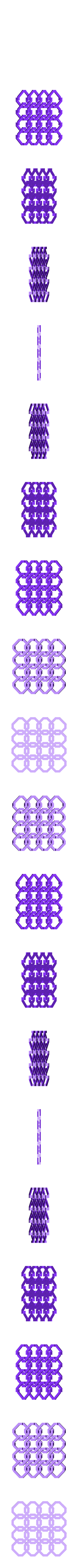 Chainmail_4x4.stl Télécharger fichier STL gratuit Boîte de mailles • Plan à imprimer en 3D, Holyjenkins68890