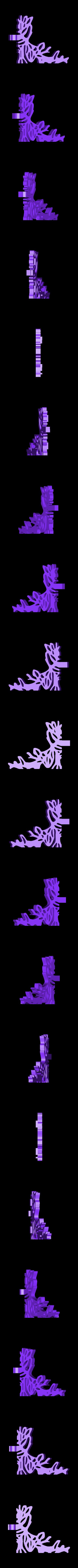 frame_part2.stl Télécharger fichier STL gratuit Cadre avant/arrière • Plan pour impression 3D, Holyjenkins68890