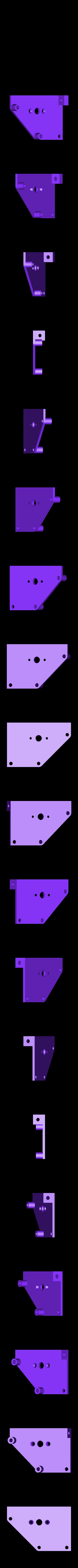 Tread_base_1A.stl Télécharger fichier STL gratuit TBT (Timing Belt Tank) • Plan pour impression 3D, Estebandelgado45