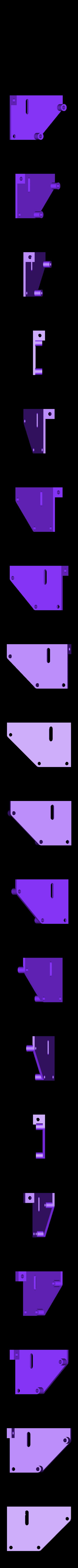 Tread_base_1B.stl Télécharger fichier STL gratuit TBT (Timing Belt Tank) • Plan pour impression 3D, Estebandelgado45