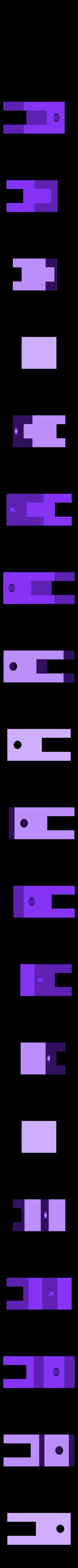 Makerbot_Clamp.stl Download free STL file MakerBot Webcam Attachment • 3D printing object, PortoCruz675