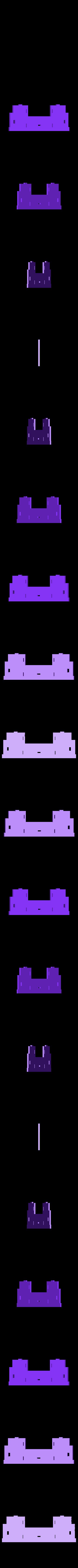 tube_long_center_support.stl Download free STL file OpenROV Underwater Robot • 3D printable design, PortoCruz675